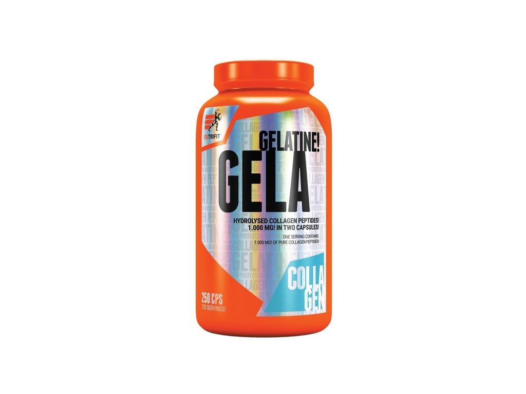 Gela 1000 mg 250 kapslí