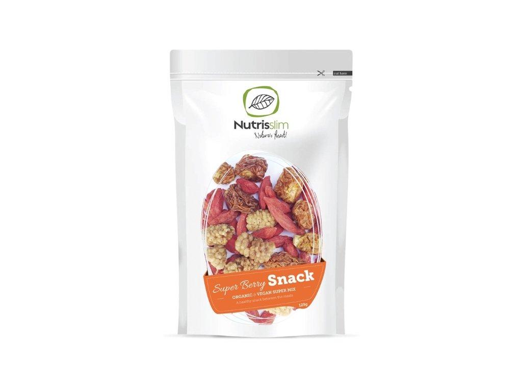 Super Berry Snack 125g Bio - expirace 20.5.2019