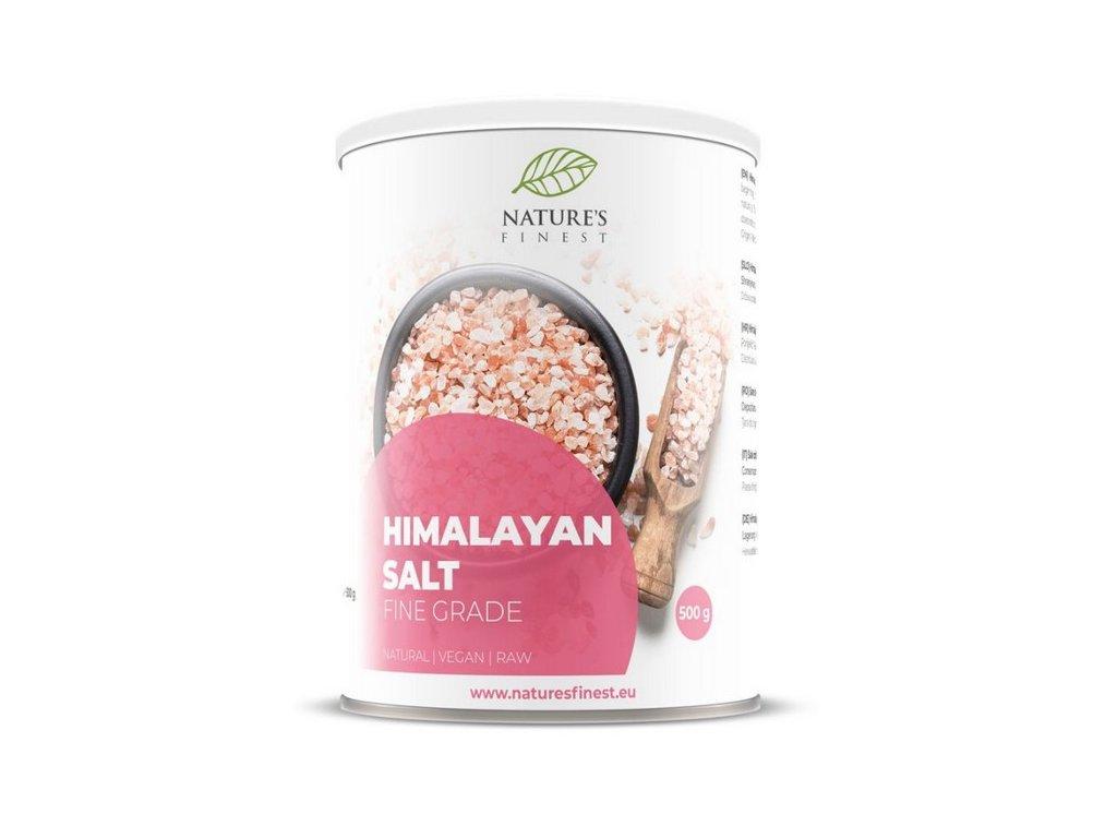 himalájská sůl nutrisslim