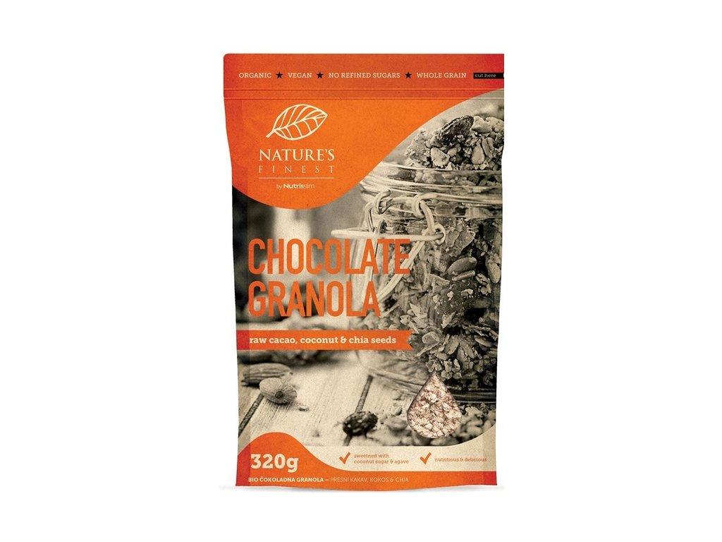 Chocolate Granola 320g