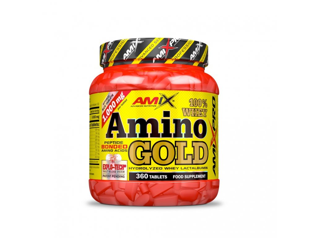 Whey Amino Gold 360 tablet