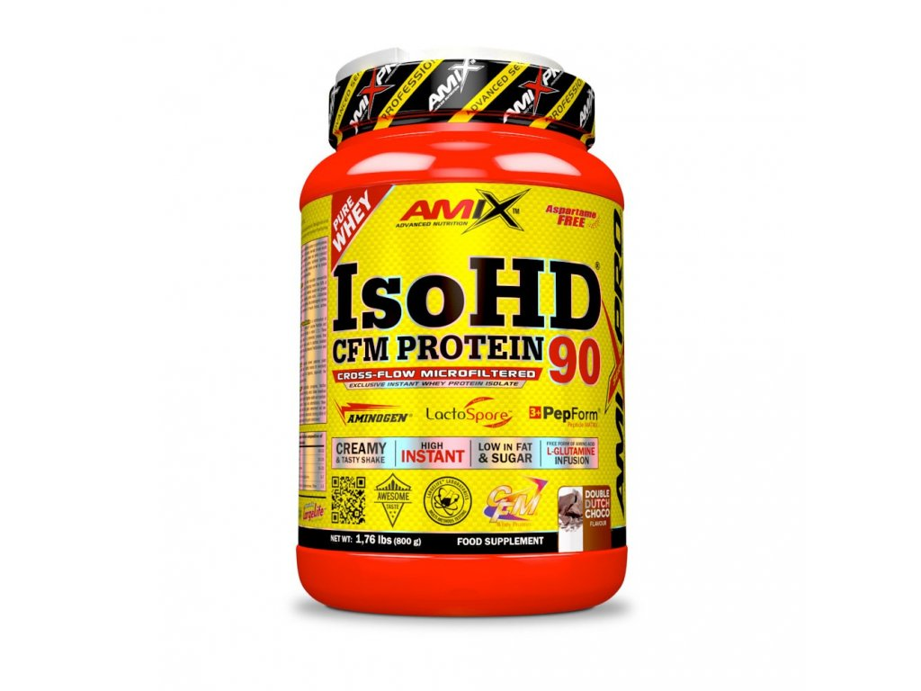 IsoHD 90 CFM Protein  800 g