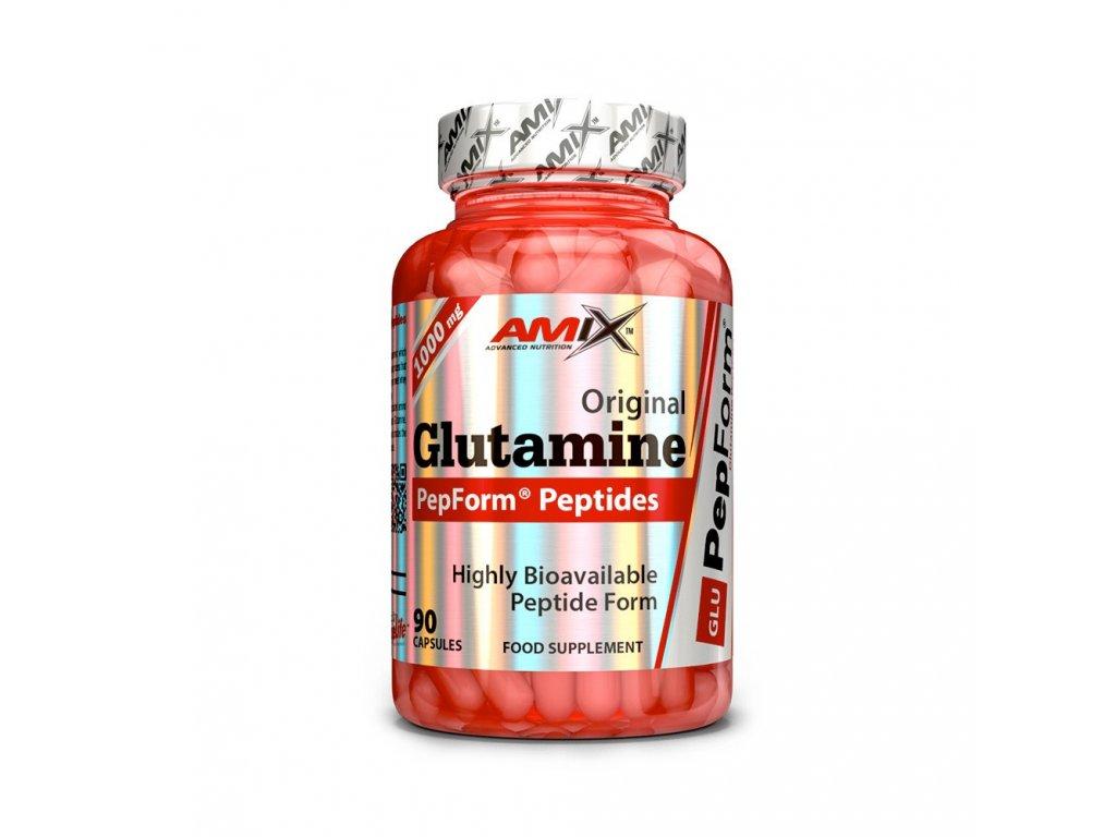 Výsledek obrázku pro Glutamine PepForm Peptides 90 kapslí
