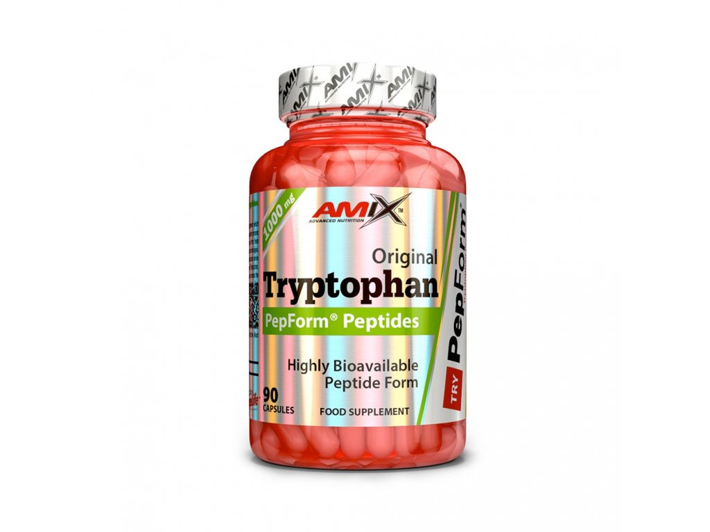 Tryptophan PepForm® Peptides 90 kapslí