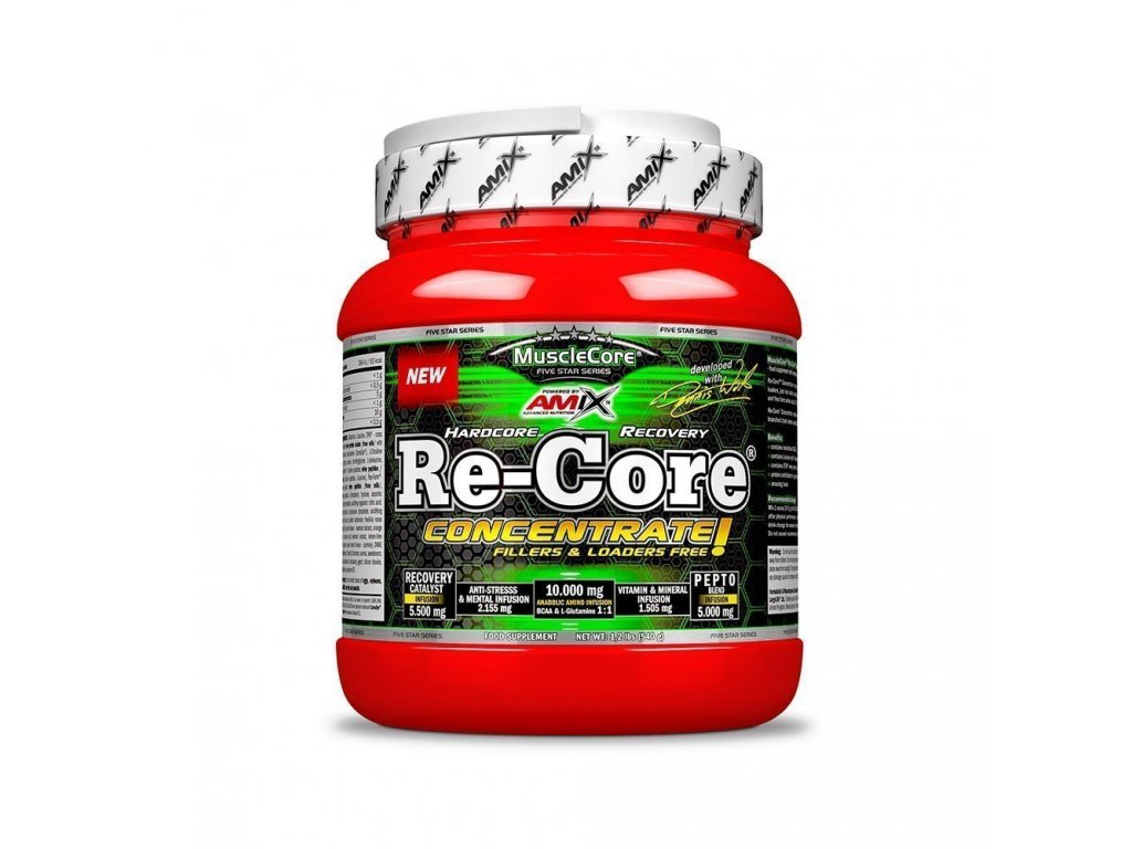re core concentrate amix
