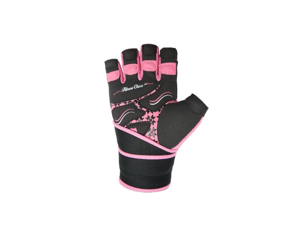 Dámské fitness rukavice power system 7b46386c2f