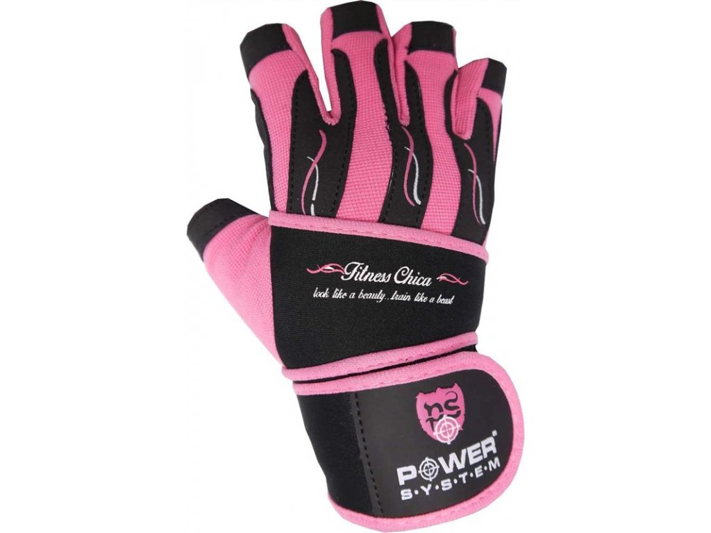 Fitness Chica pink cut