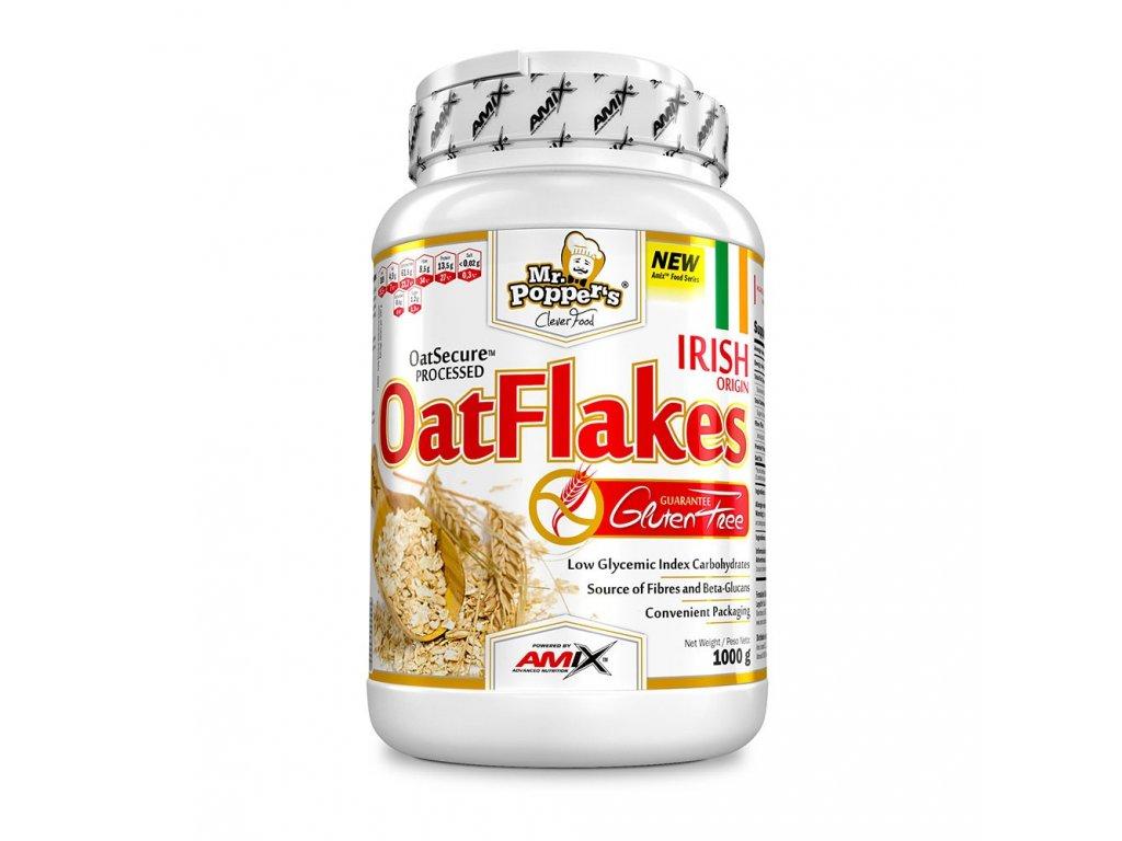 mp oatflakes 1000g