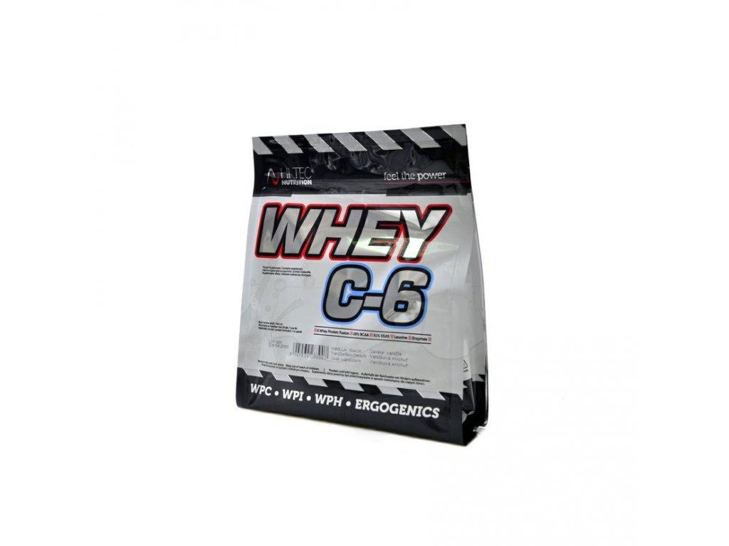 nejlepší protein na svaly