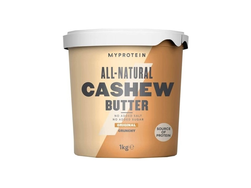 nejchutnější kešu máslo