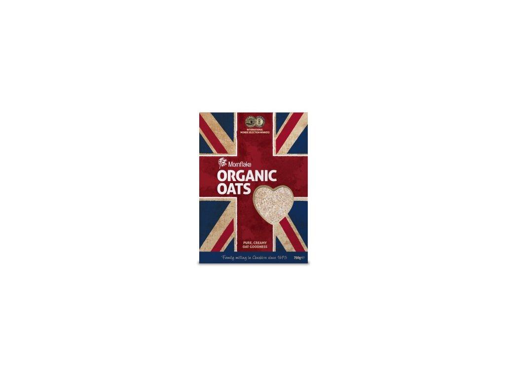 Organic Oats 750g