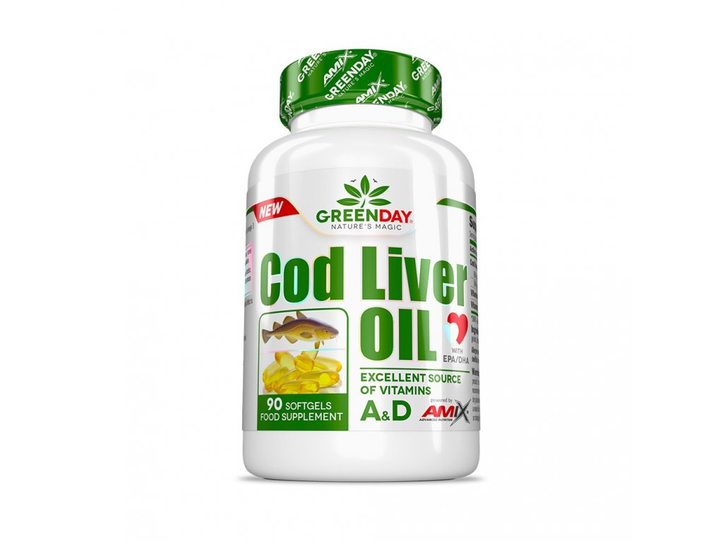 gd cod liver 90cps