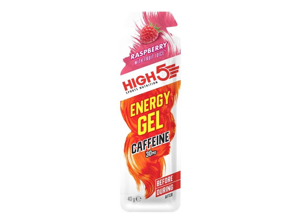 energy gel caffeine high5
