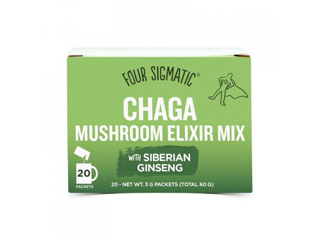 chaga siberian ginseng mushroom mix