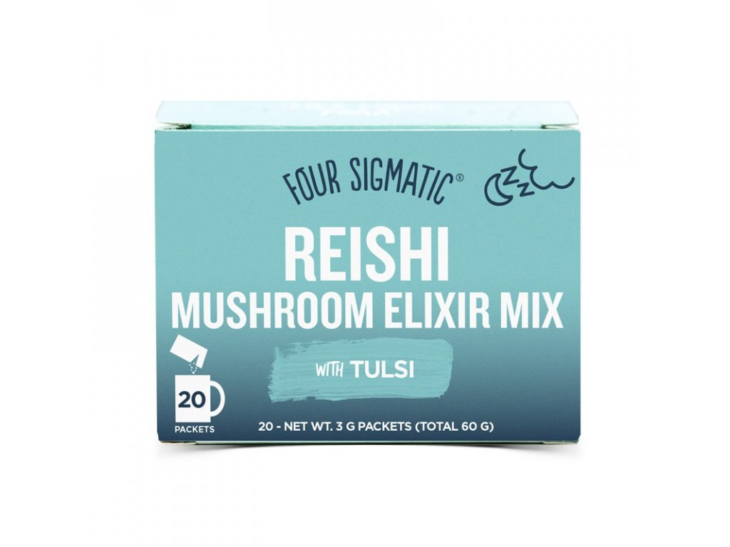 reishi tulsi mushroom mix