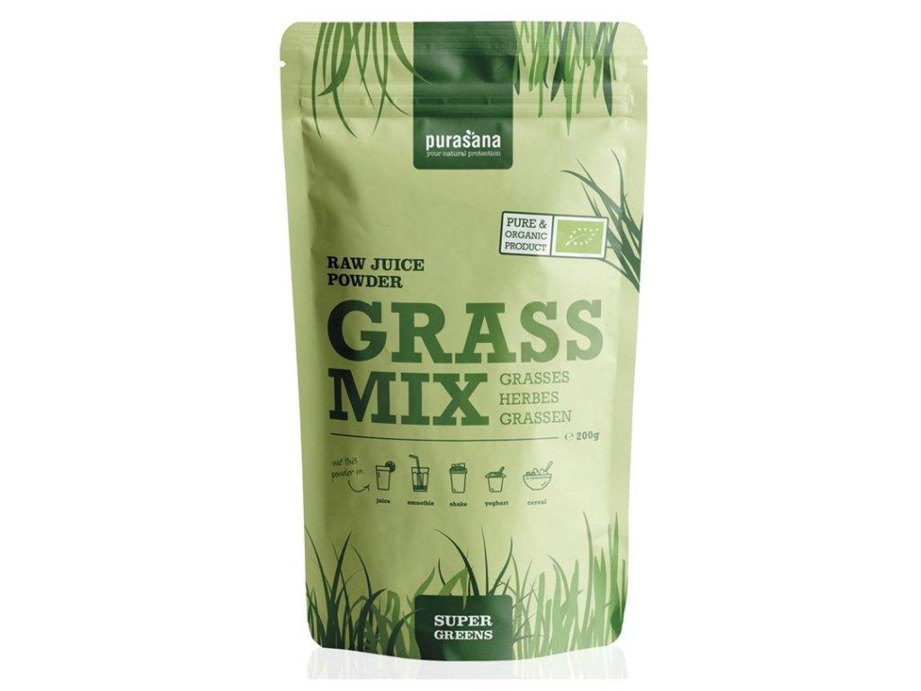 grass mix bio