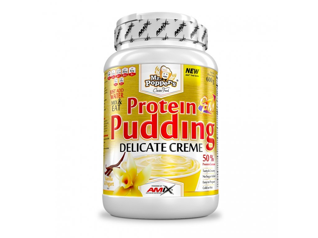 protein pudink amix