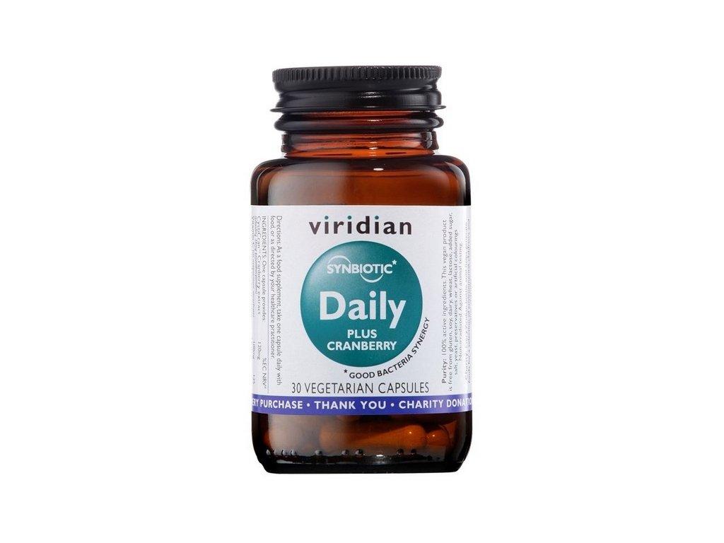 synbiotic daily plus cranberry