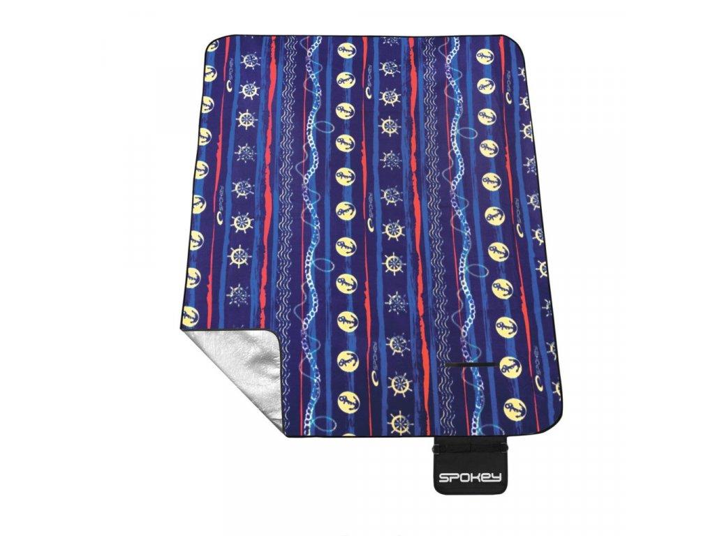 Fleeclová pikniková deka