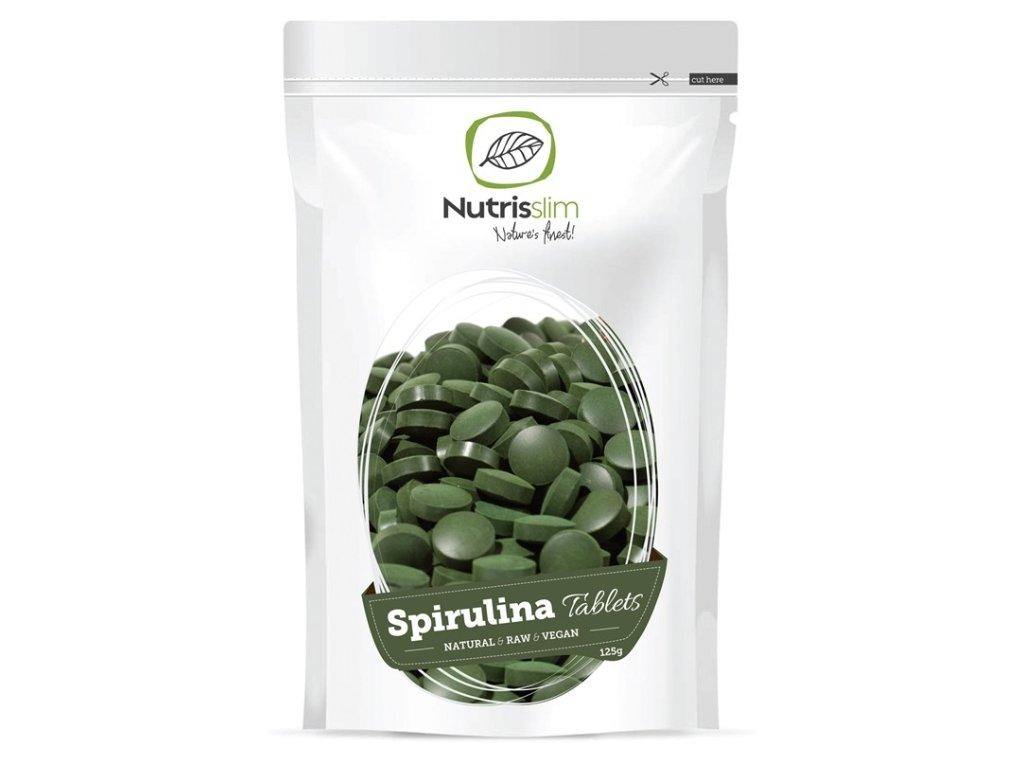 spirulina tablets nutrisslim