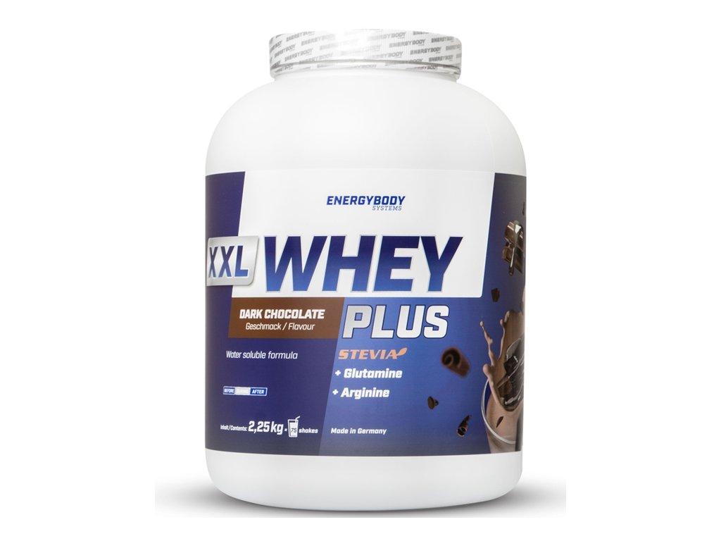 xxl whey protein plus energybody