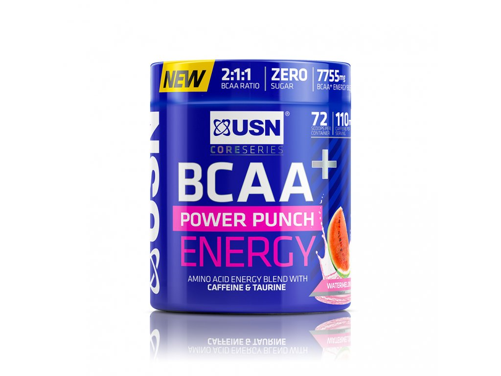 bcaa + energy power