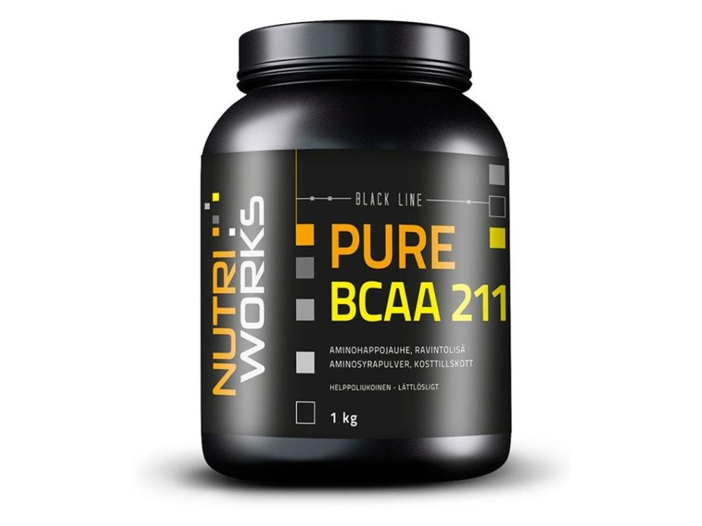 pure bcaa nutriworks