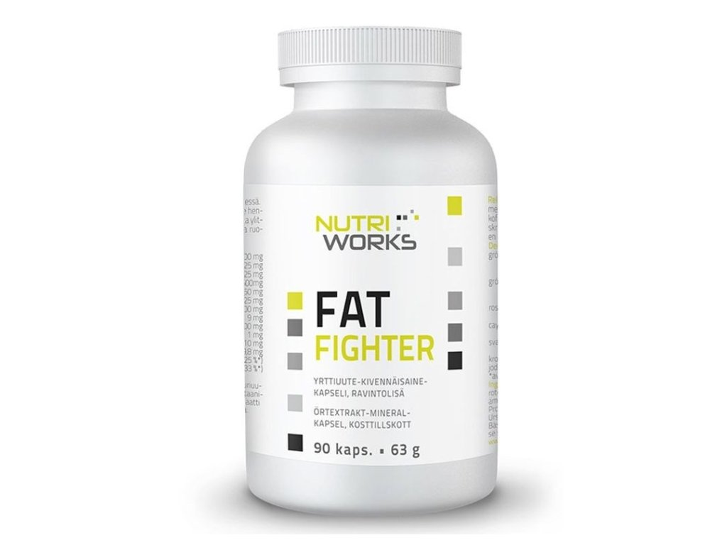 fat fighter nutriworks