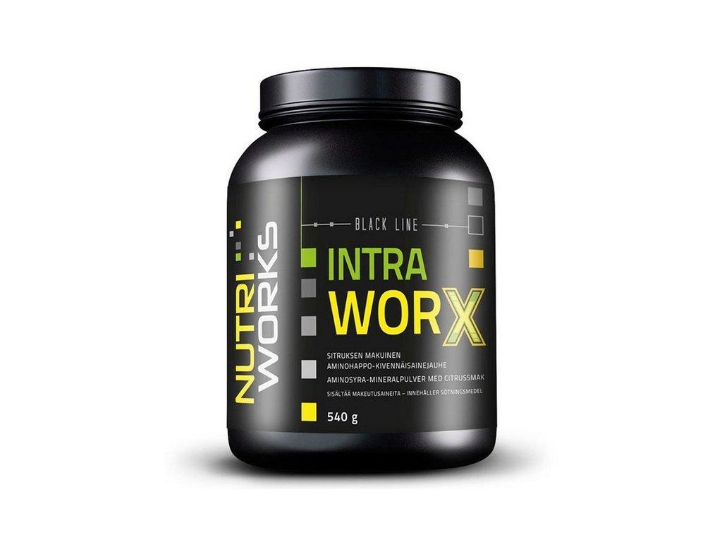 intra worx black