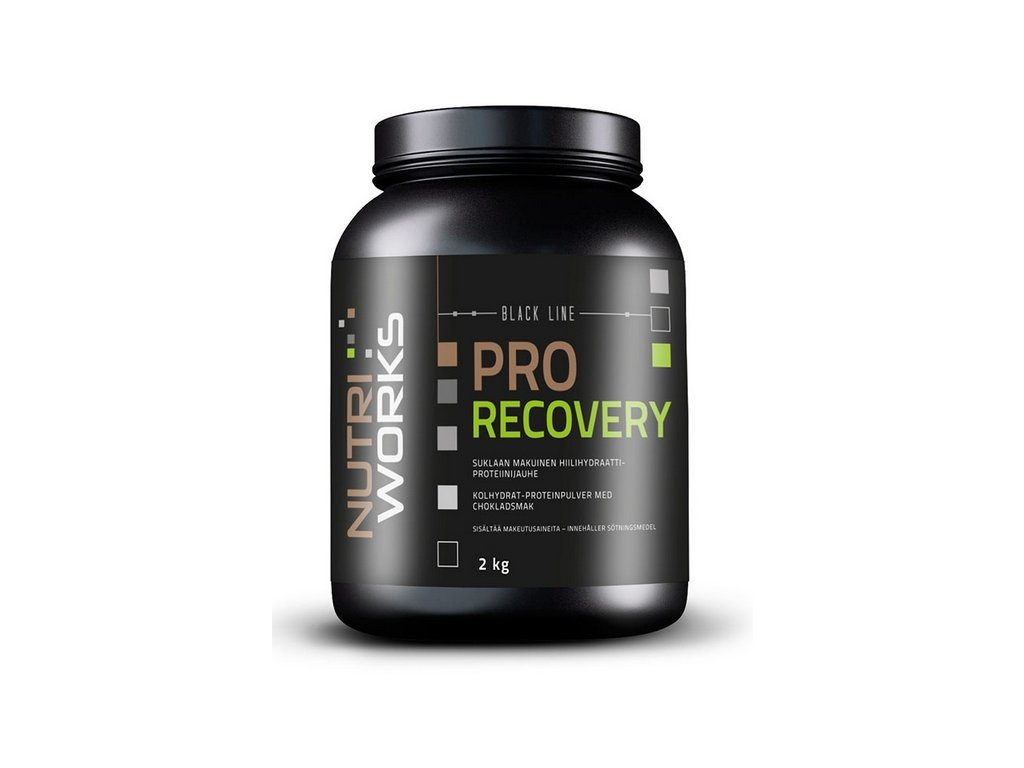 pro recovery 2
