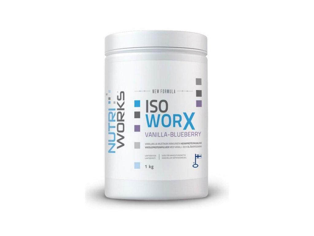 iso worx 1kg