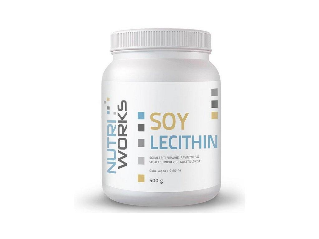 sojový lecitin (soy lecithin) nutriworks