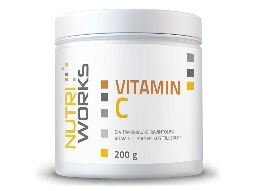 vitamin c 200g nutriworks