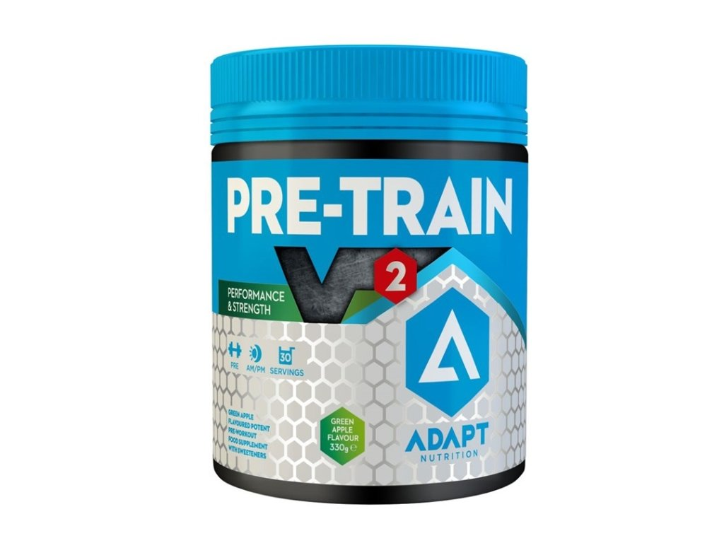 pre train v2 adapt nutrition