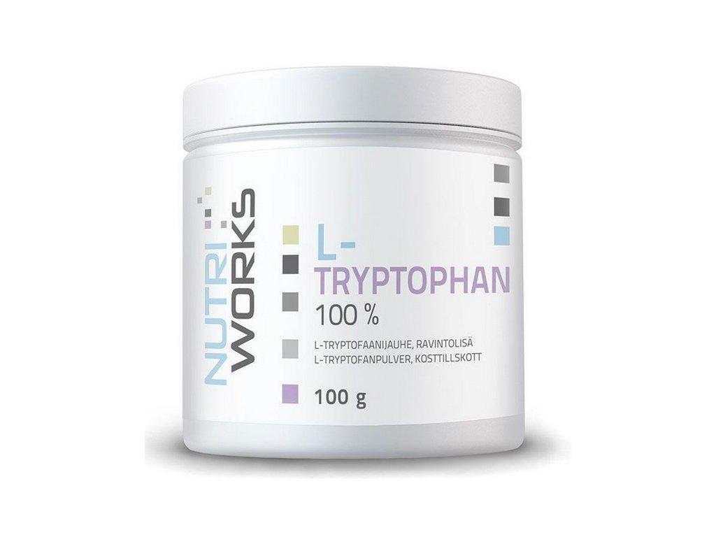 tryptofan nutriworks 100