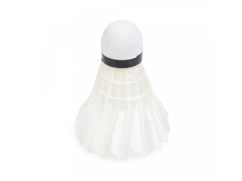 péřový košíček na badminton