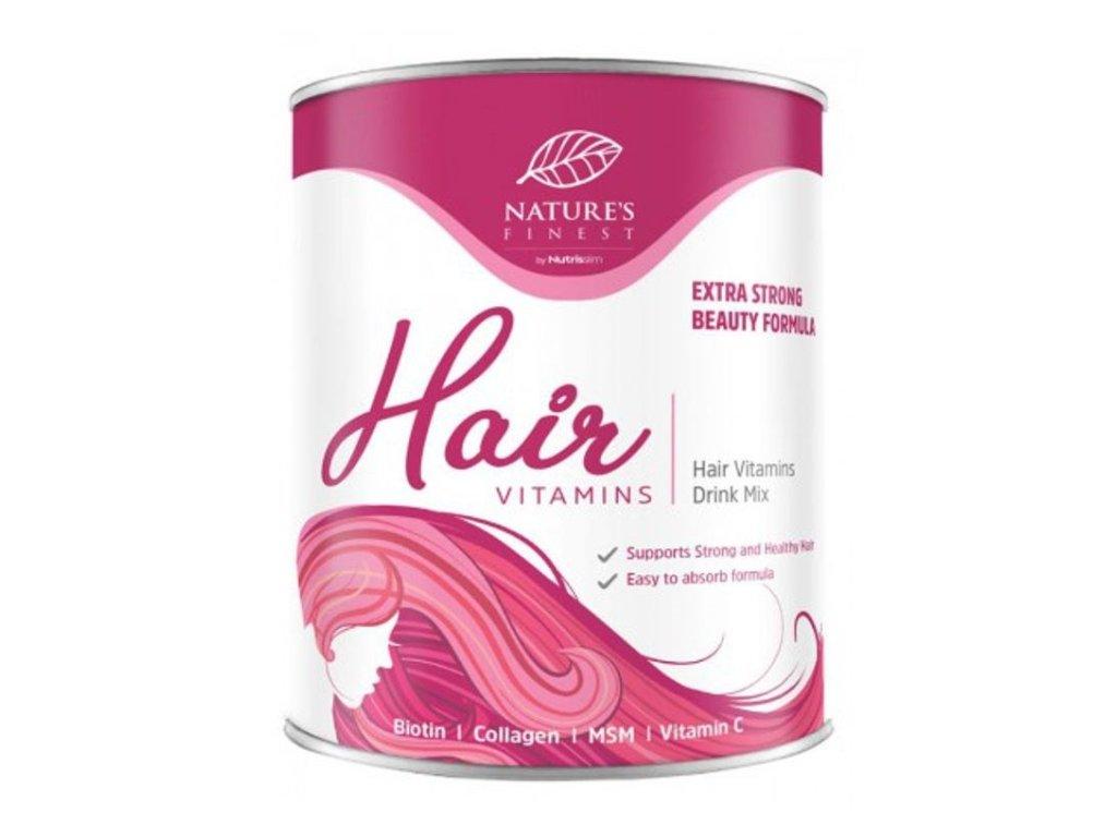 hair vitamins nutrisslim