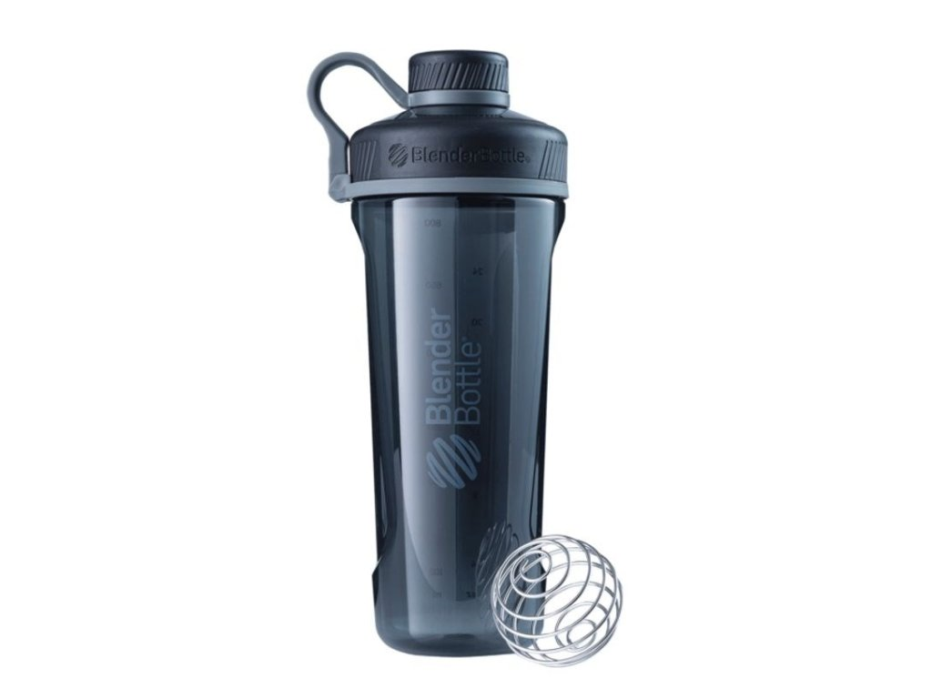 tritan černý blender bottle