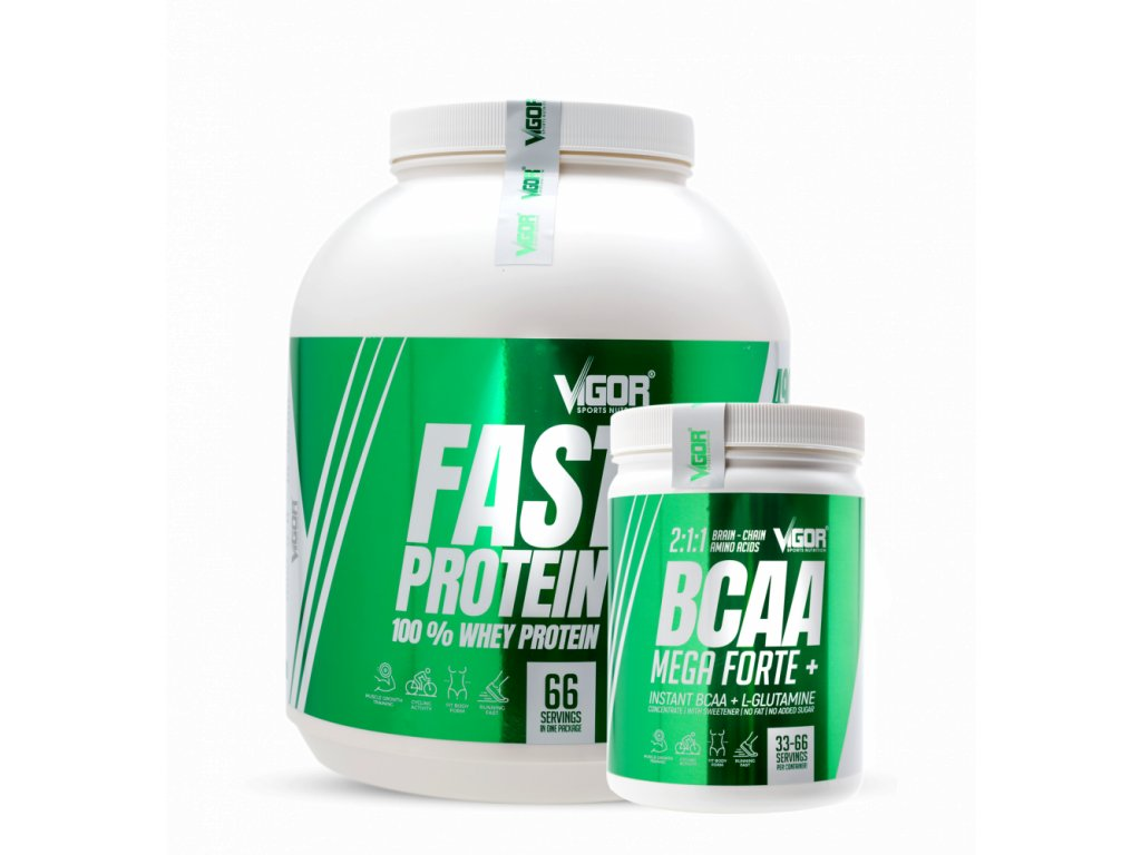 fast protein s bcaa vigor