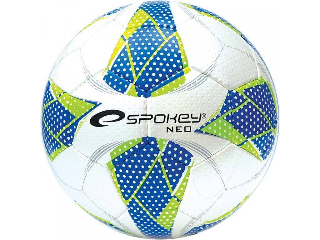 NEO FUTSAL II Míč na halový fotbal modrý č.4