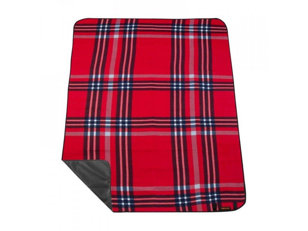 PICNIC HIGHLAND Pikniková deka s popruhem  130 x 150 cm