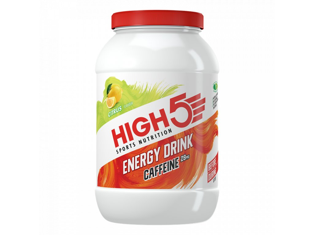 Energy Drink Caffeine 2,2kg citrus
