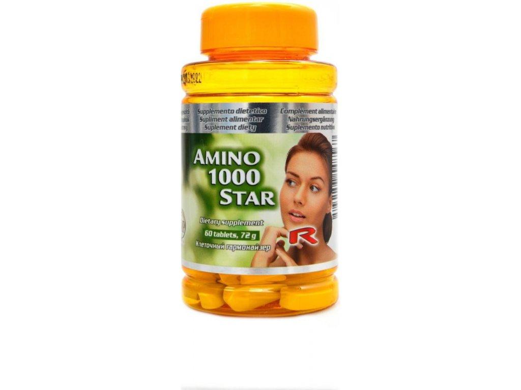 amino 1000 starlife s kolagenem
