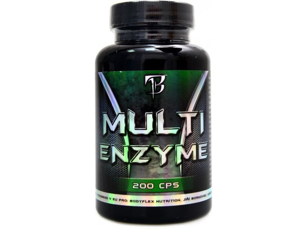Účinné trávicí enzymy