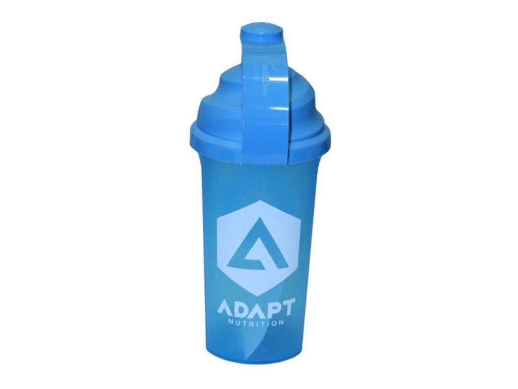 Modrý šejkr Adapt Nutrition