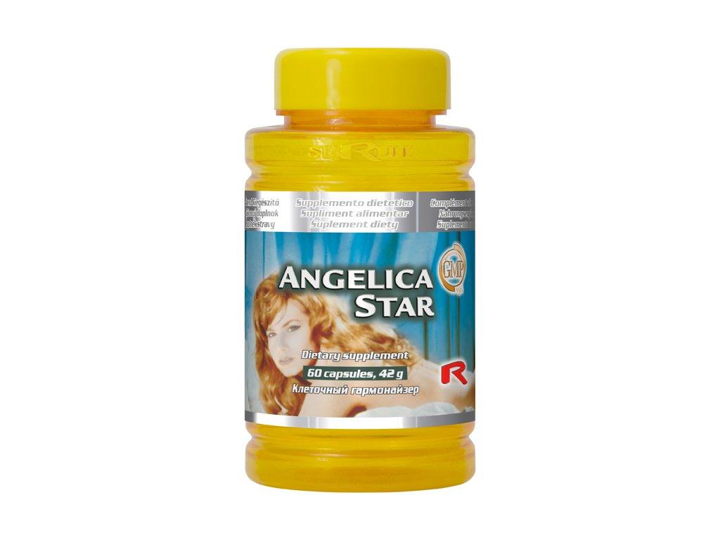 ANGELICA STAR 60 kapslí
