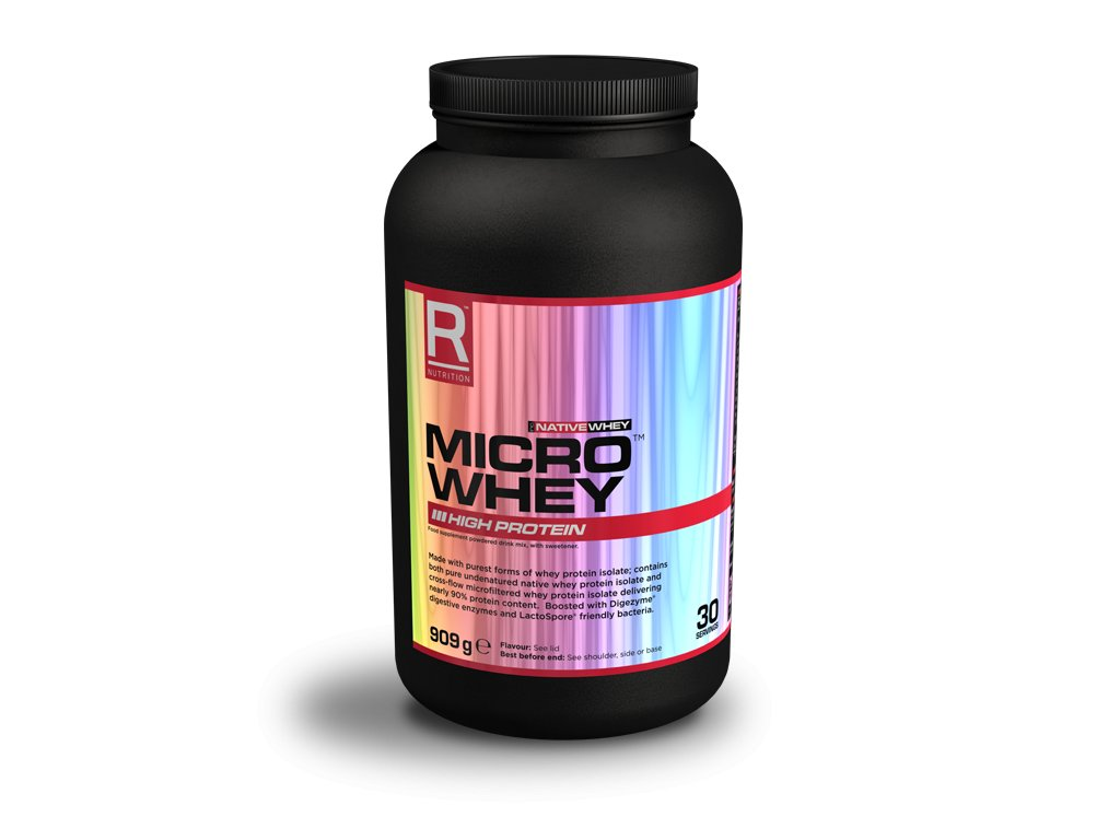 Micro Whey NATIVE 909g