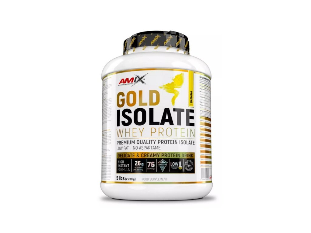 gold isolate