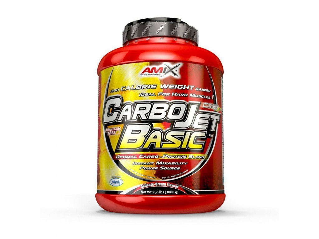 carbojet basic amix 3000g