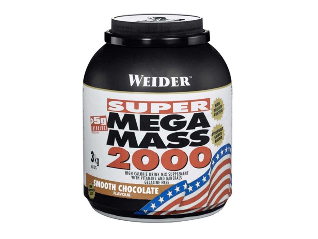 SUPER MEGA MASS 2000 3000 g
